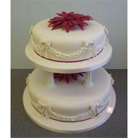 Joyful 2 tier Cakes