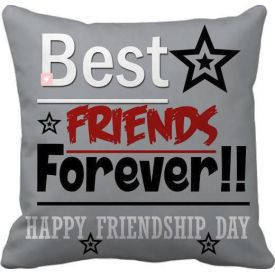 Friendship Day Cushion for Friends with filler