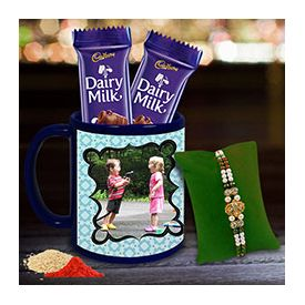 Chocolates N Personalized Mug