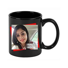 Personalised Mug with photograph & name