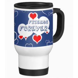 Friend for ever Travel Mug