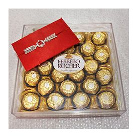 Ferrero Rocher chocolates ,Rakhi