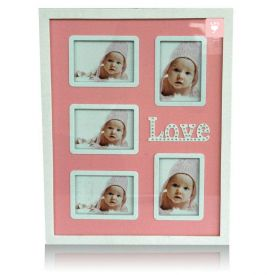 5 in 1 Collage Photo Frame