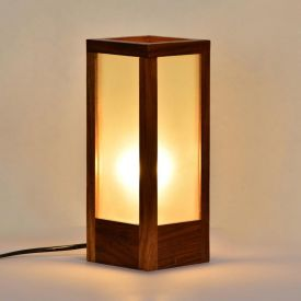 Modern Frosted Glass Lamp
