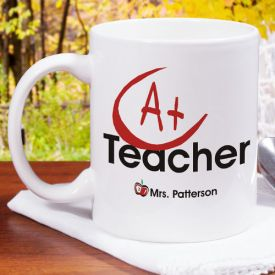 I really like this mug its for my grandsons teacher this will get him some points.