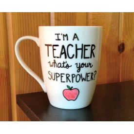 Teachers Day Mug