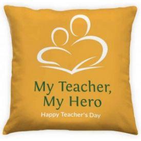 My Teacher and My Hero