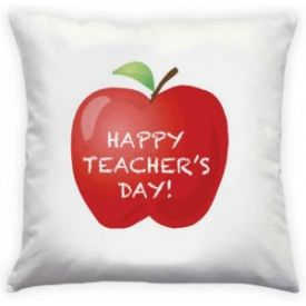 Teachers Day Cushion