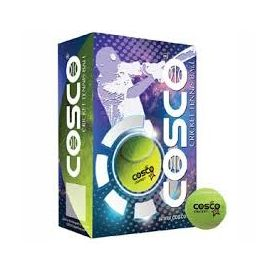 6 pieces cosco cricket ball