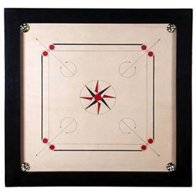 Carrom Board (Multicolor)