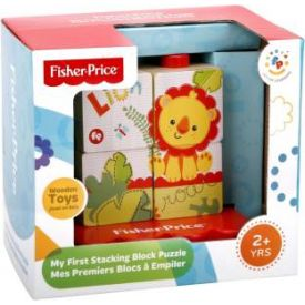 Fisher-Price My First Stacking Block Puzzle (Multicolor)