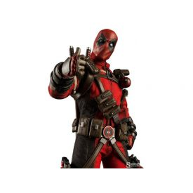 1/6 Scale Marvel Action Figure - Deadpool By Sideshow Collectibles