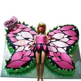 3KG Butter Fly Cake