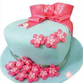 Hat design Cake