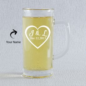 Sweet Love Bond Beer Mug