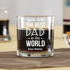 Marvelous Engraved Glass