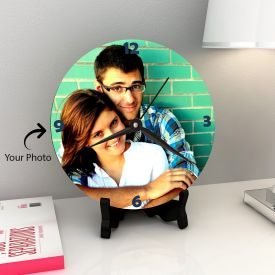 Beautiful Personalized Wall Clock