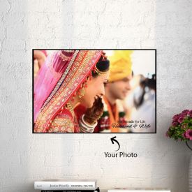 Poster Personalized With One Photo