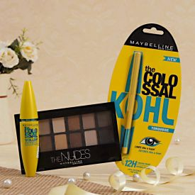Stylish Eye Makeup Hamper From Maybelline