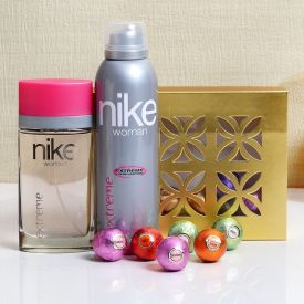 Fragrance With Chocolates For Women