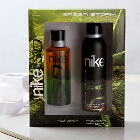 Nike Natural Spray And Deodorant Combo For Men