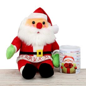 Gifts Of Love With Santa