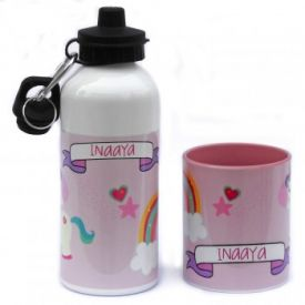 personalized sipper and mug