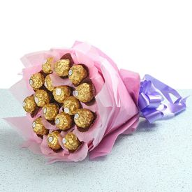 Luxury Ferrero Rocher Chocolate 16 pcs.