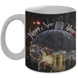 Printed New Year Special Mug