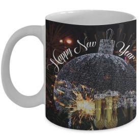 Printed New Year Special Mug