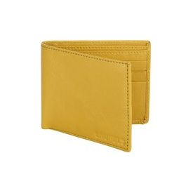 Laurels Urban Yellow Men's Wallet