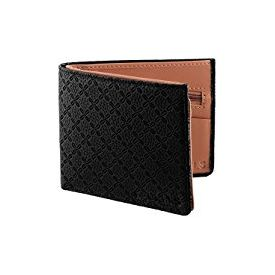Laurels Max Black Men's Wallet
