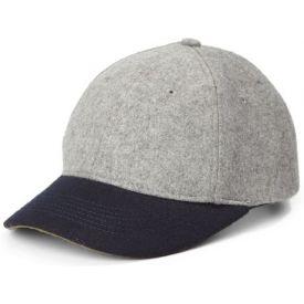 Contrast Brim Cap