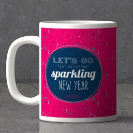 For Another Sparkling New Year Mug