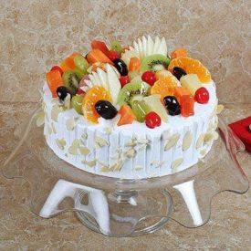 New Year Fruit Cake