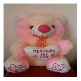 Cute Teddy bear with little heart (18 inch)