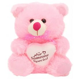 Pink Teddy Bear 18 Inch