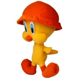 Funny Teddy Yellow Tweety Soft Toy(12inches)