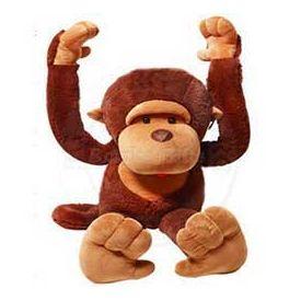 Hanging Monkey Soft Toy