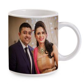 Personalize Frosted Mugs