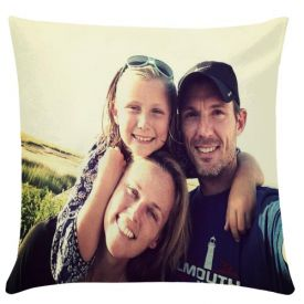 Personalized Photo Cushion 12 Inch.