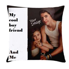 Personalized Bro Sis Cushion