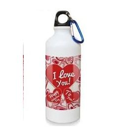 Personalized White sippers