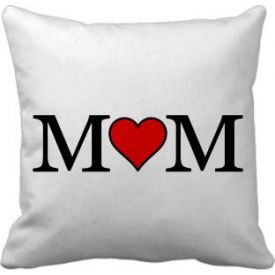 Mothers Day Printed Cushion Cover