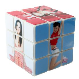 Personalised Magic Cube