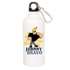 Johnny Bravo Sipper Bottle