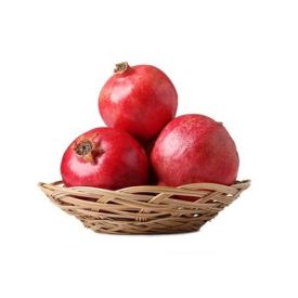 Basket of Pomegranates