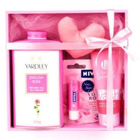 Refreshing Pink Hamper