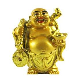 Laughing Buddha For Wealth And Happiness