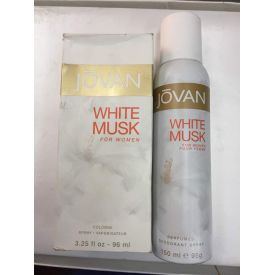 Jovan White Musk Spray